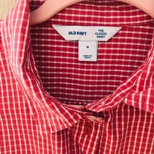 NWT Old Navy button up